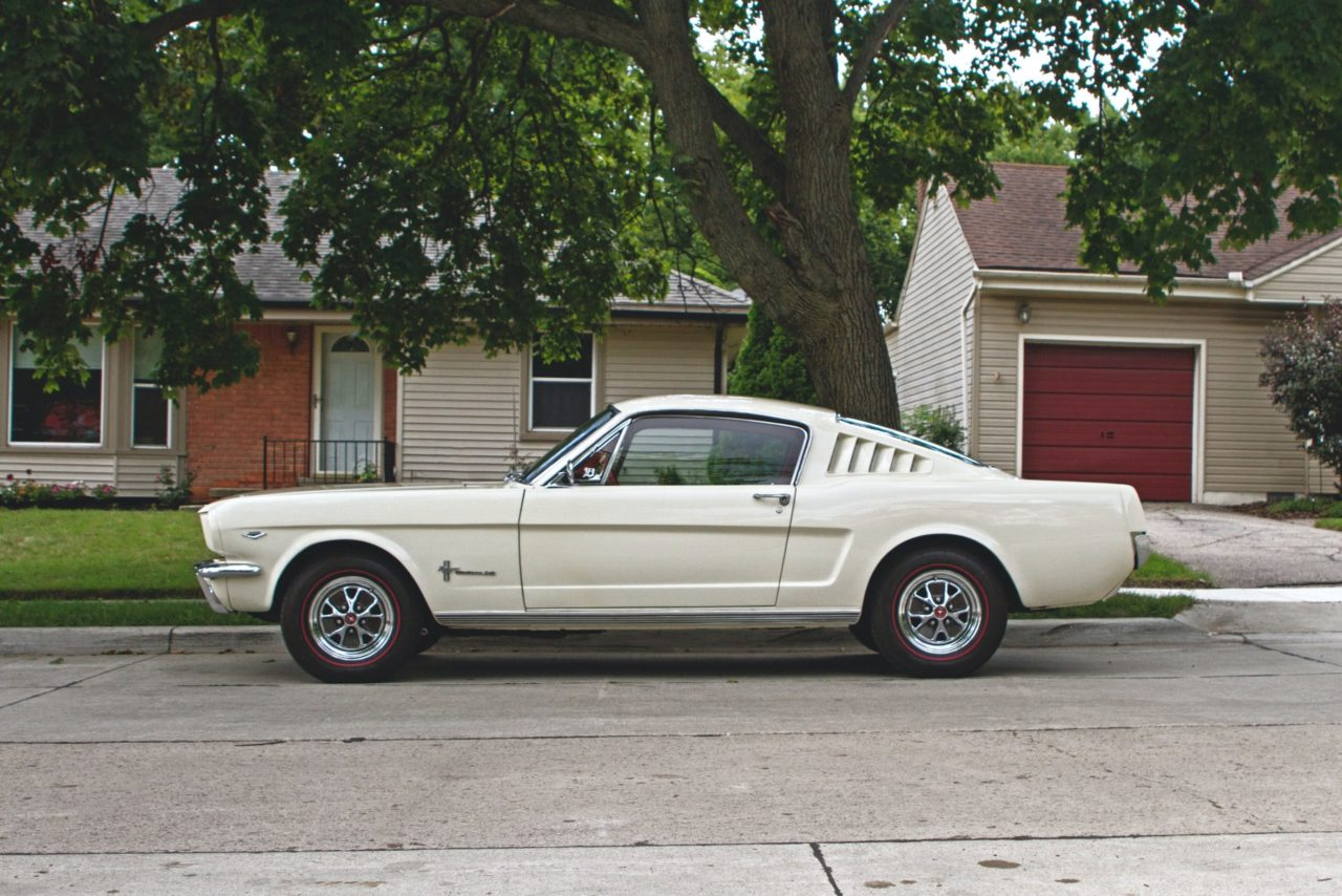 Histoire Ford Mustang