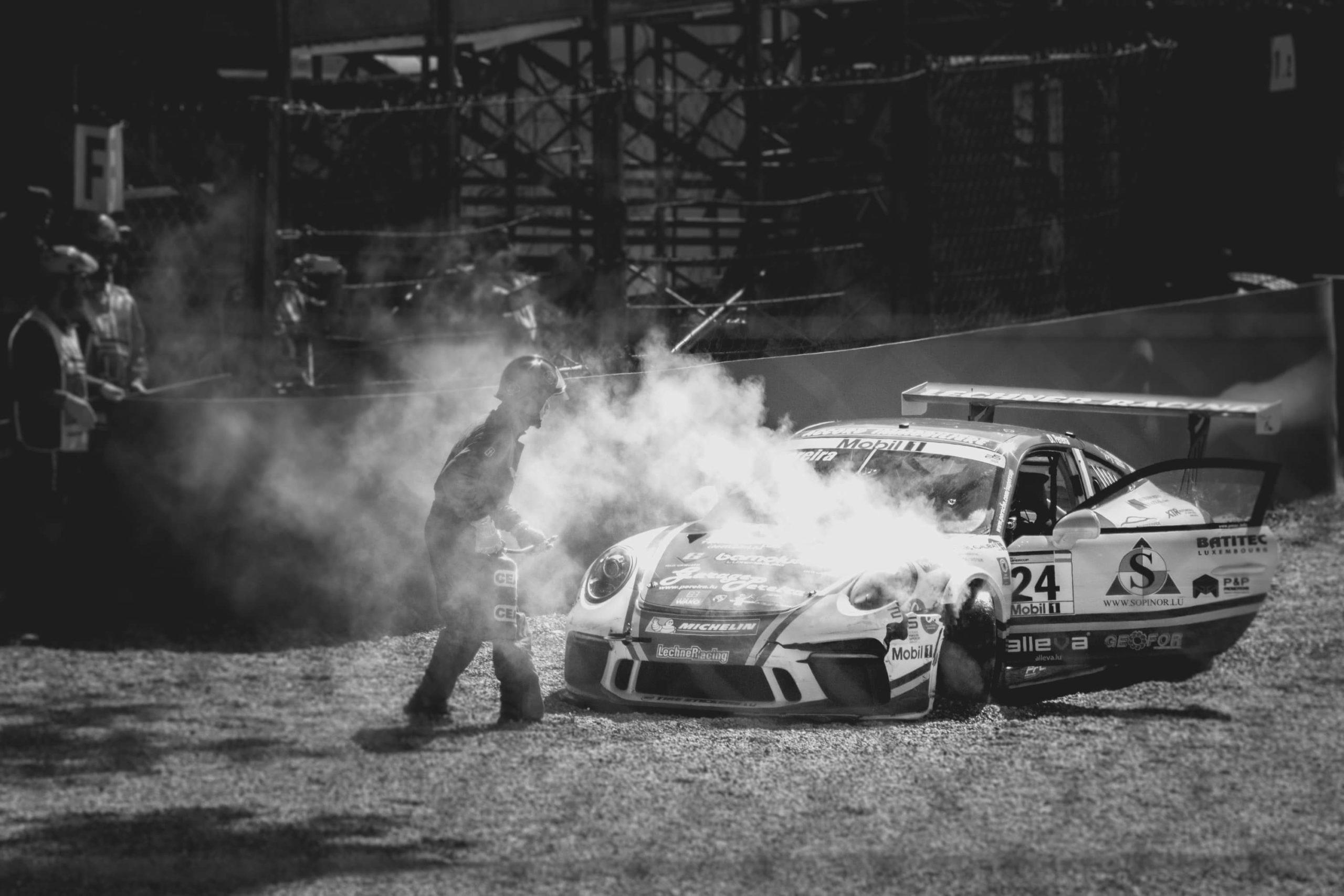 règles accident circuit