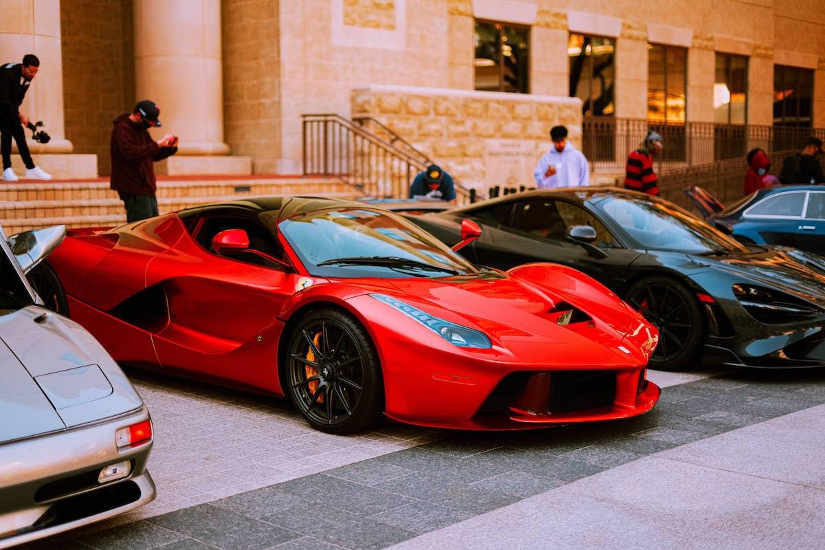 rassemblement automobile